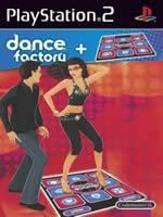 Hra pre Playstation 2 Dance Factory + Taneční podložka