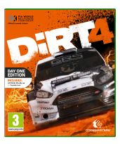 hra pro Xbox One DIRT 4 (Day One Edition)