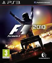 Hra pre Playstation 3 F1 2010