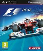 Hra pre Playstation 3 F1 2012