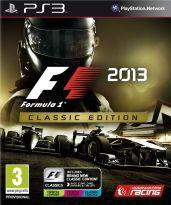 Hra pre Playstation 3 F1 2013 (Classic Edition)