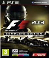 Hra pre Playstation 3 F1 2013 Complete Edition