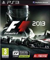 Hra pre Playstation 3 F1 2013