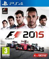 hra pro Playstation 4 F1 2015
