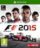 hra pre Xbox One F1 2015