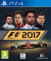 hra pro Playstation 4 F1 2017 (Special Edition)