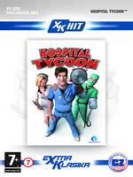 Hra pre PC Hospital Tycoon CZ