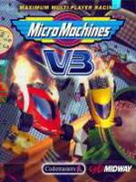 Hra pre PC Micro Machines V3