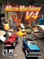 Hra pre PC Micro Machines V4