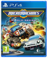 hra pro Playstation 4 Micro Machines: World Series