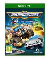 hra pro Xbox One Micro Machines: World Series