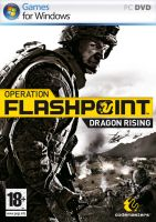 Hra pre PC Operation Flashpoint 2: Dragon Rising CZ