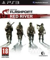 Hra pre Playstation 3 Operation Flashpoint: Red River