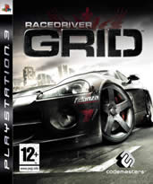 Hra pre Playstation 3 Race Driver: GRID