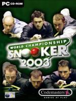 Hra pre PC World Championship Snooker 2003