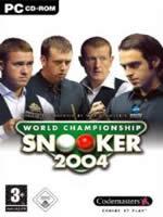 Hra pre PC World Championship Snooker 2004