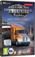 Hra pro PC American Truck Simulator - West Coast Bundle