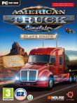 American Truck Simulator (Zlatá edice) + Samolepka + plagát