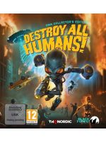 Hra pro PC Destroy All Humans! - DNA Collectors Edition