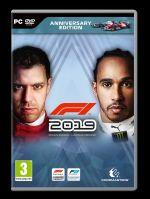 F1 2019 - Anniversary Edition (PC) + darček Blu-ray Rivalové + plagát