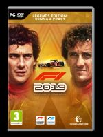 F1 2019 - Legends Edition (PC) + darček Blu-ray Rivalové