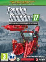 Hra pro PC Farming Simulator 17 - Oficiální rozšíření Platinum