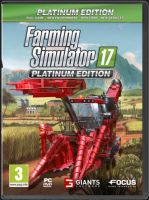 Farming Simulator 17 (Platinum Edition) (PC)