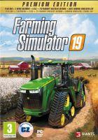 Hra pro PC Farming Simulator 19 - Premium Edition