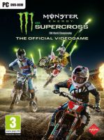 Hra pre PC Monster Energy Supercross – The Official Videogame