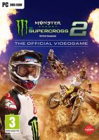 Hra pre PC Monster Energy Supercross – The Official Videogame 2