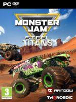 Hra pro PC Monster Jam: Steel Titans