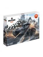 Stolní hra Puzzle World of Tanks - Hlídej si záda