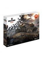 Stolní hra Puzzle World of Tanks - Východ proti Západu