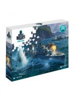 Stolní hra Puzzle World of Warships - Panasijské torpédoborce