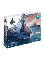 Stolní hra Puzzle World of Warships - Připraveni k boji