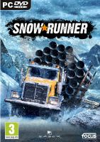 Hra pre PC SnowRunner: A MudRunner Game CZ