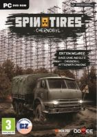 Hra pre PC Spintires: Černobyl CZ