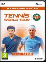 Hra pre PC Tennis World Tour - Roland-Garros Edition