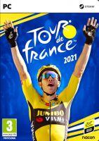Hra pro PC Tour de France 2021