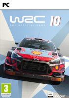 Hra pre PC WRC 10