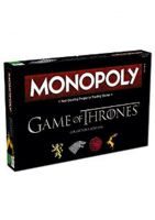 Stolová hra Monopoly Game of Thrones Deluxe (STHRY)
