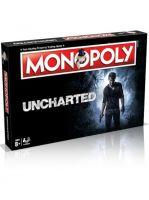 Stolní hra Monopoly - Uncharted - Desková hra