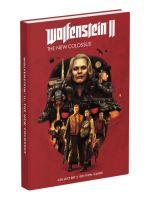 Oficiálny sprievodca Wolfenstein II: The New Colossus - Collectors Edition (KNIHY)
