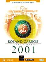 Hra pre PC Roland Garros 2001