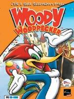 Hra pre PC Woody Woodpecker