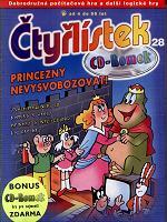 Hra pre PC Čtyřlístek č. 28