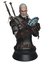 Hra pro PC Figurka Zaklínač 3 - Geralt hraje Gwint Busta (poškozená krabička)