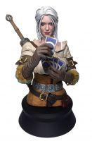 Busta Zaklínač III - Ciri hrá Gwent (HRY)