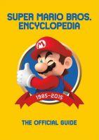 Kniha Super Mario Encyclopedia 1985-2015 (KNIHY)