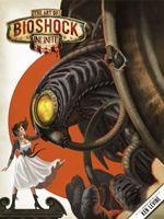 Kniha The Art of BioShock: Infinity (poškozený obal)